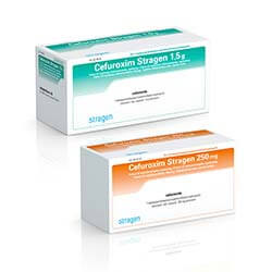 Rx-products Anti-infectives Cefuroxim